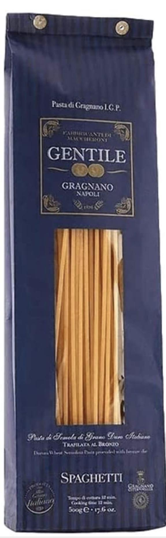 spaghetti di gragnano igp gentile